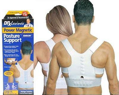 Posture Sport Power Magnetic Menegakan Punggung Anti Bongkok jual alat penegak punggung posture sport power magnetic oxone store