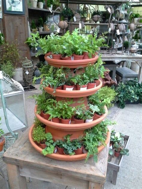 Garden Display Ideas Merchandising Displays Display And Display Ideas On Pinterest