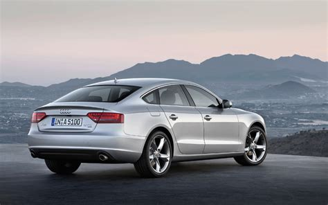 2010 Audi A5 Sportback First Drive and Review   Motor Trend