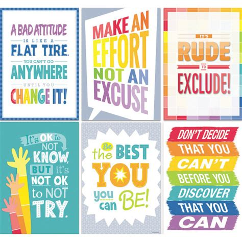 Frame Quotes Motivational Poster Work Big 4r motivational posters in the classroom s s