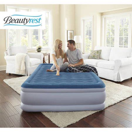 simmons beautyrest air bed mattress collection walmart