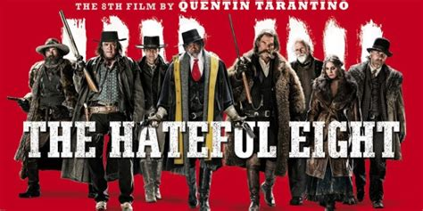 film quentin tarantino macchina tarantino sorprende con il suo nuovo film the hateful eight