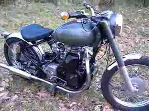 Ruggerini Diesel Motorrad by Enfield Diesel 505ccm Ruggerini Motorcycle Youtube