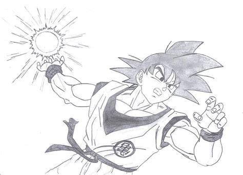 imagenes de goku haciendo la genkidama para colorear supafan union gallery style 77
