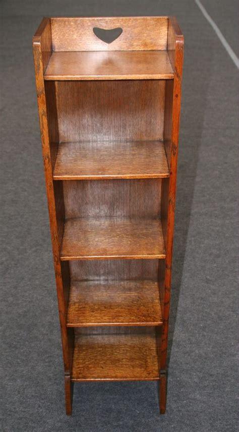 liberty arts and crafts oak caxton bookcase antiques atlas