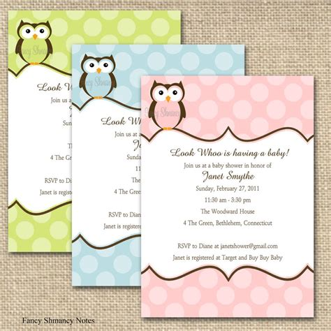 baby shower invitation card template free printable 4 fold 6 ideas para organizar un baby shower decoracion mesa