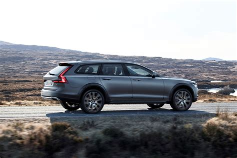 Volvo Country 2017 Volvo V90 Cross Country T6 Awd Drive Review