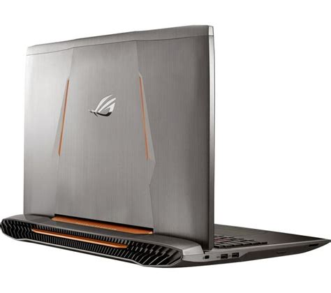 Laptop Asus Rog G752 buy asus rog g752 17 3 quot gaming laptop grey free delivery currys