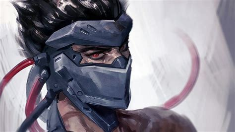 Blackwatch Genji Uprising Skin Wallpaper #36890