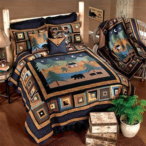 rustic quilt bedding 112 best images about lodge quilts on pinterest quilt sets quilting and christmas