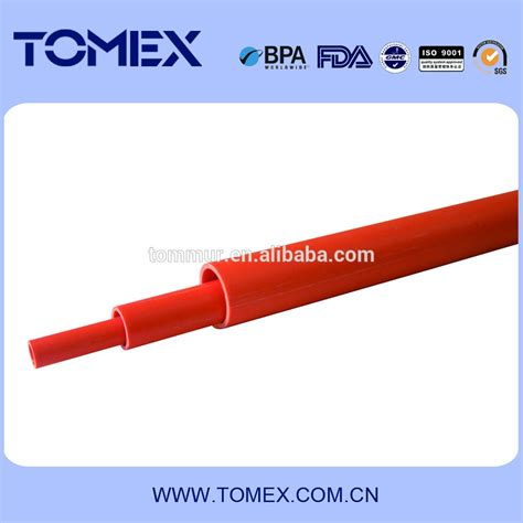 1 1 2 Std Pvc Ovs astm standard schedule 40 pvc pipe size 1 2 quot for supply water made in china buy pvc pipe pvc