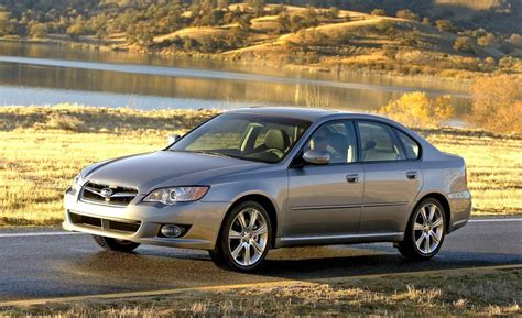 2008 Subaru Legacy Review by Car And Driver