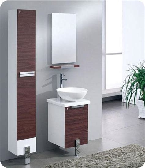 shallow bathroom vanities with 8 18 inches of depth
