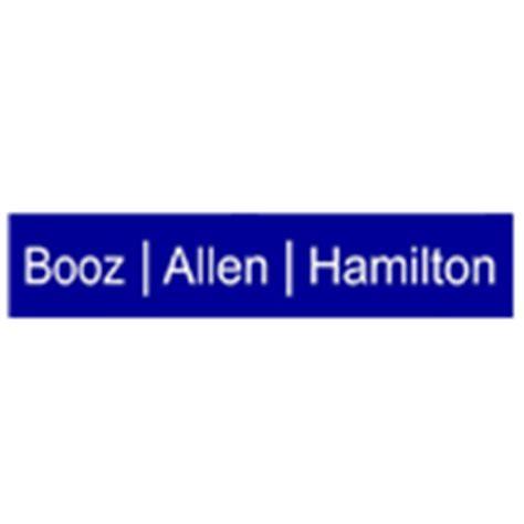 booz allen hamilton help desk sle sii customers systems integration inc