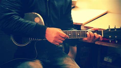 guitar tutorial jeena jeena jeena jeena badlapur easy guitar lesson youtube
