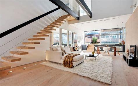 Modern Bedroom Designs Foto Escada Flutuante Com Corrim 227 O E Guarda Corpo De