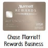 Marriott Business Card