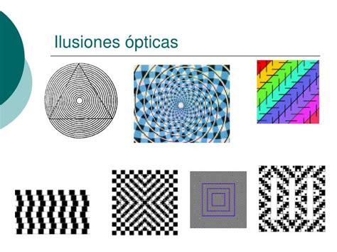 ilusiones opticas ppt ppt percepci 211 n powerpoint presentation id 940438
