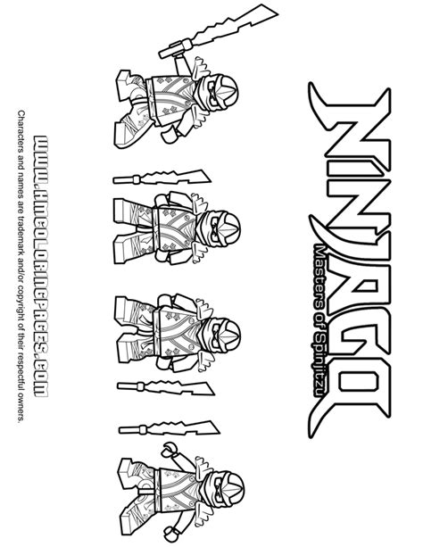 lego ninjago coloring pages jay zx free coloring pages of kai zx of lego ninjago