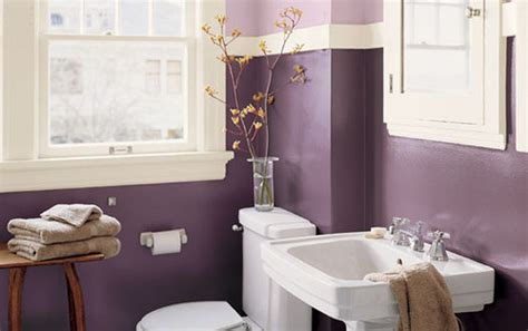 purple bathroom paint ideas purple wall painting ideas home staging accessories 2014