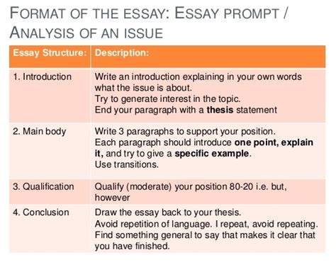 Guide To Writing An Analytical Essay by Greprepclub Guide To Awa The Clear Cut Analytical Writing Assessment Awa