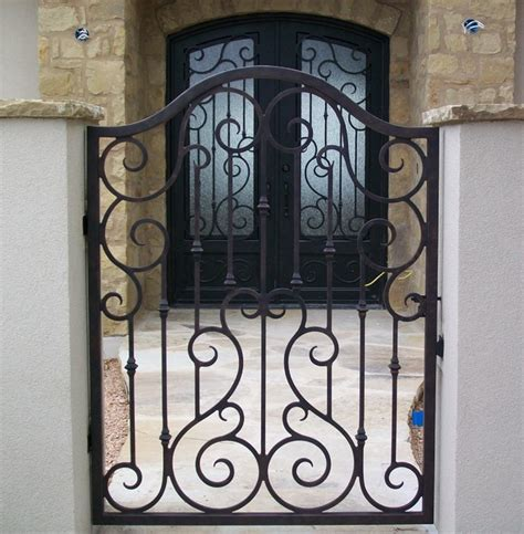 iron gate for front door iron door gate and front entry iron door front doors