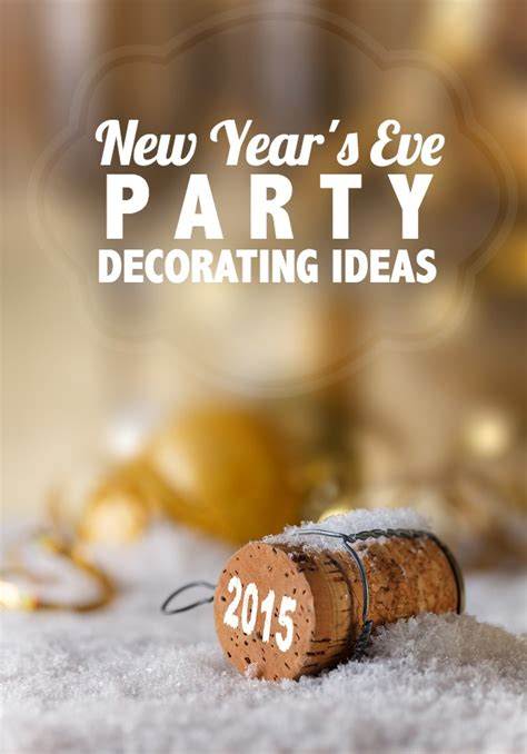 new year party decoration ideas at home creative ideas for decor home in new year