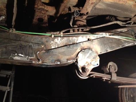 Toyota Tacoma Frame Replacement Frame Repair Rebuild Tacoma World