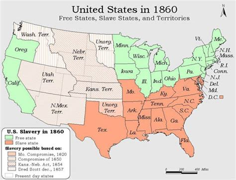 map of the united states slavery syllabus history 100 unlv
