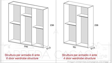 armadio valentini iiᐅ armadio 6 ante bianco graffiato letto