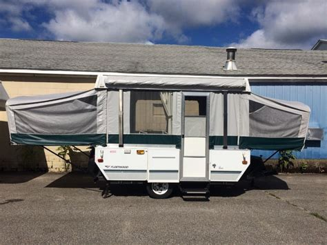 New England Tent And Awning Coleman Fleetwood Yuma Rvs For Sale