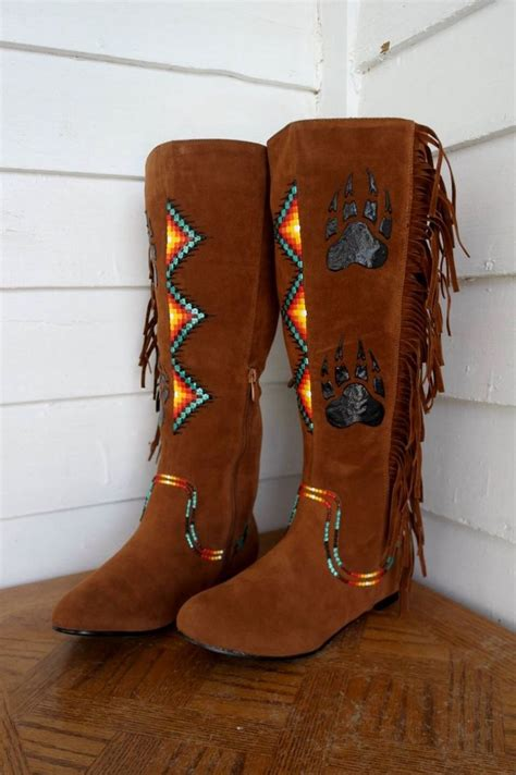 native american boats 17 best images about native american boots on pinterest