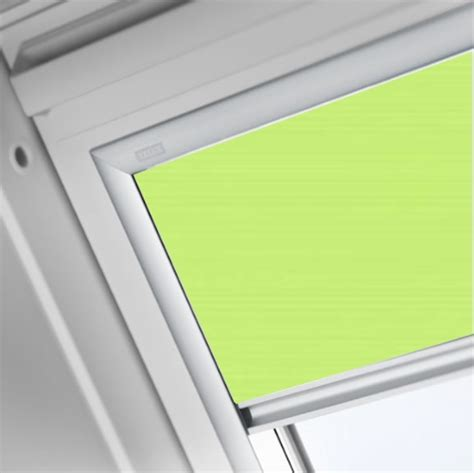 Velux Blackout Blinds Ggl M04 Pale Green Velux Window Blind