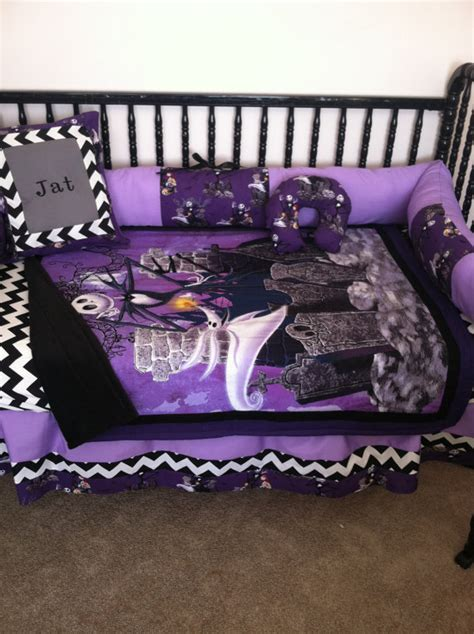 Nightmare Before Comforter by 4pc Nightmare Before Baby Bedding Free