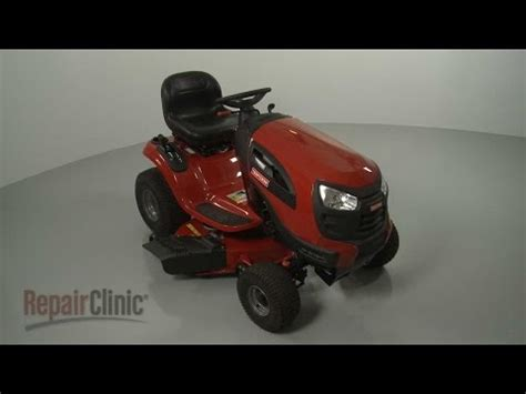 craftsman lawn tractor won t start lawn mower won t start repair parts repairclinic com