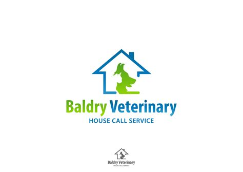 design house logo logo design contests 187 captivating logo design for baldry veterinary house call