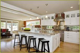 Kitchen Islands With Seating For 4 Kitchen Island With Seating For 4 Inspirations Including