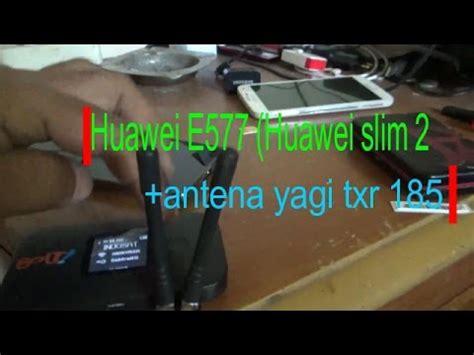 Antena Yagi Txr 185 Driven Modem Huawei E583c Pigtail Single huawei e5577 antena yagi txr 185 huawei clip60