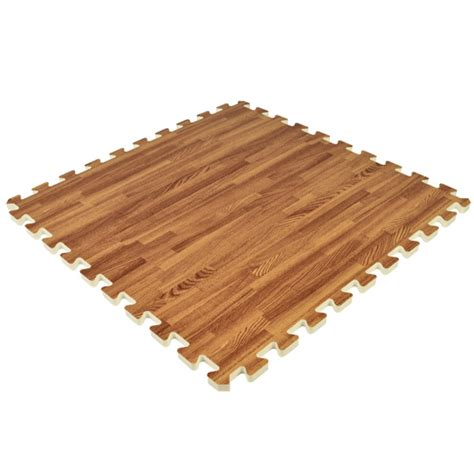 Wood Foam Floor Tiles by Wood Foam Tiles Faux Wood Foam Floors Basement Flooring