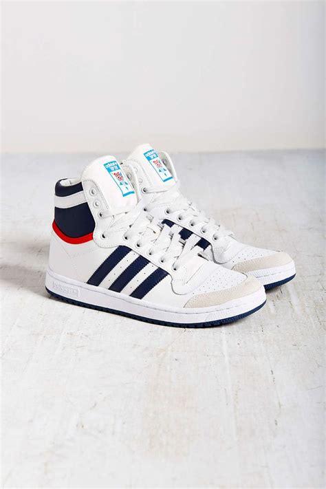 adidas originals top ten hi retro sneaker adidas shoes high top sneakers top