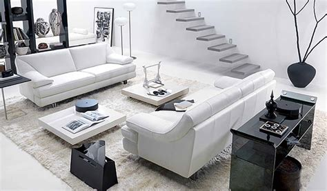 white and black living room furniture modern living room furniture black and white idea