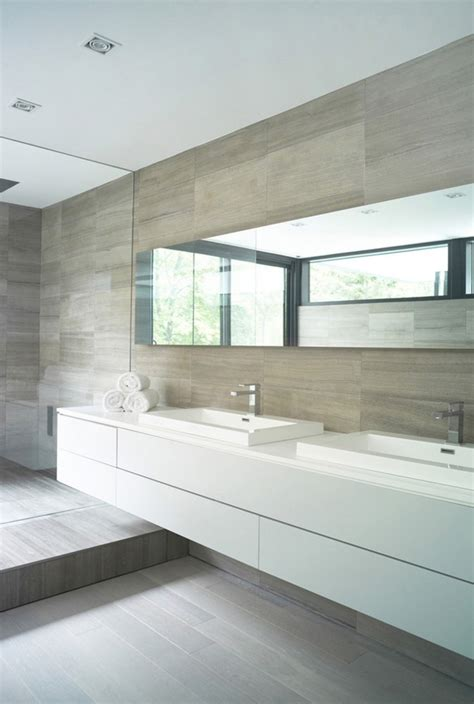 Neutral Bathroom - 30 calm and beautiful neutral bathroom designs digsdigs