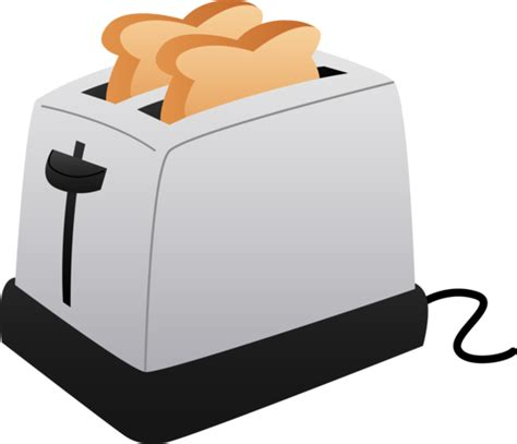 Transparent Toaster Toaster Cliparts