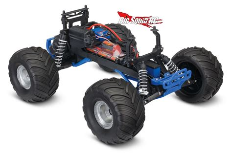 bigfoot 8 monster truck traxxas bigfoot monster truck with video 171 big squid rc