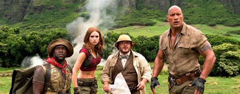 jumanji movie kickass jumanji welcome to the jungle review dwayne johnson