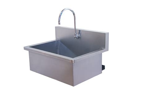Scrub Sink exceptionally reliable veterinary surgical scrub sink from