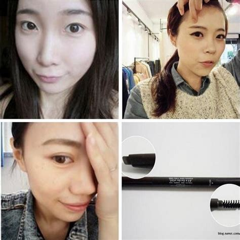 Pensil Alis Waterproof Revlon danimer pensil alis brush anti keringat waterproof gray jakartanotebook