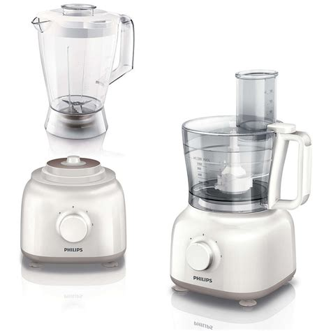 Blender Philips Chopper philips hr7628 food processor 650w blender mill slicer shredder chopper grinder