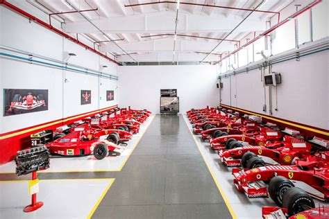 Ferrari Headquarters In Maranello Italy Hiconsumption
