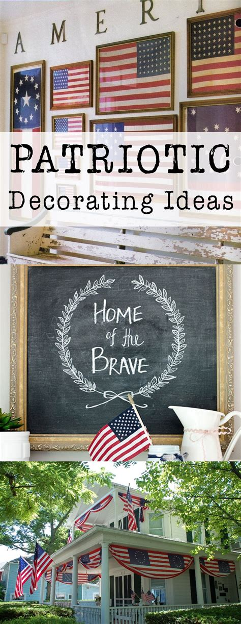 patriotic decor for home patriotic home decor patriotic